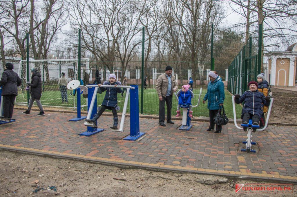Руководство города совместно с депутатом Госдумы России посетили Молодежный парк